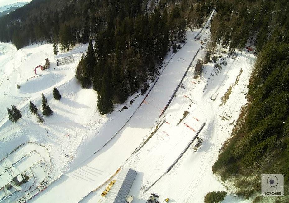 Objectif joj 2020 pour les rousses ski for Piscine les rousses